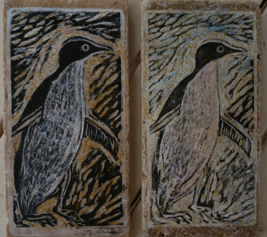 Two Penguins, 2014
