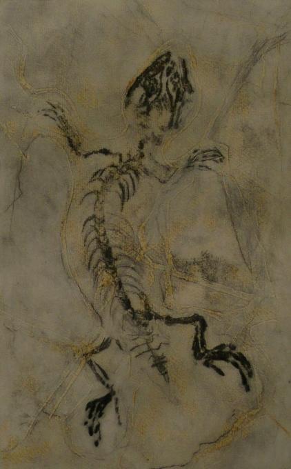 Fossil print 2